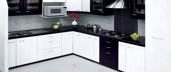 Simple Kitchen Design L Shape list of modular kitchen supplier / dealers from bathinda. get
