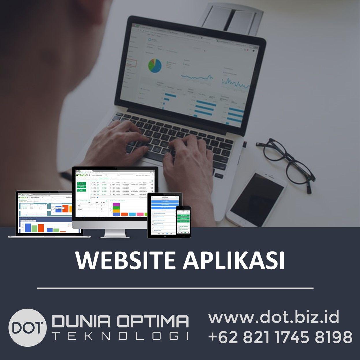 Website Aplikasi Aplikasi Web Human Resources Teknologi