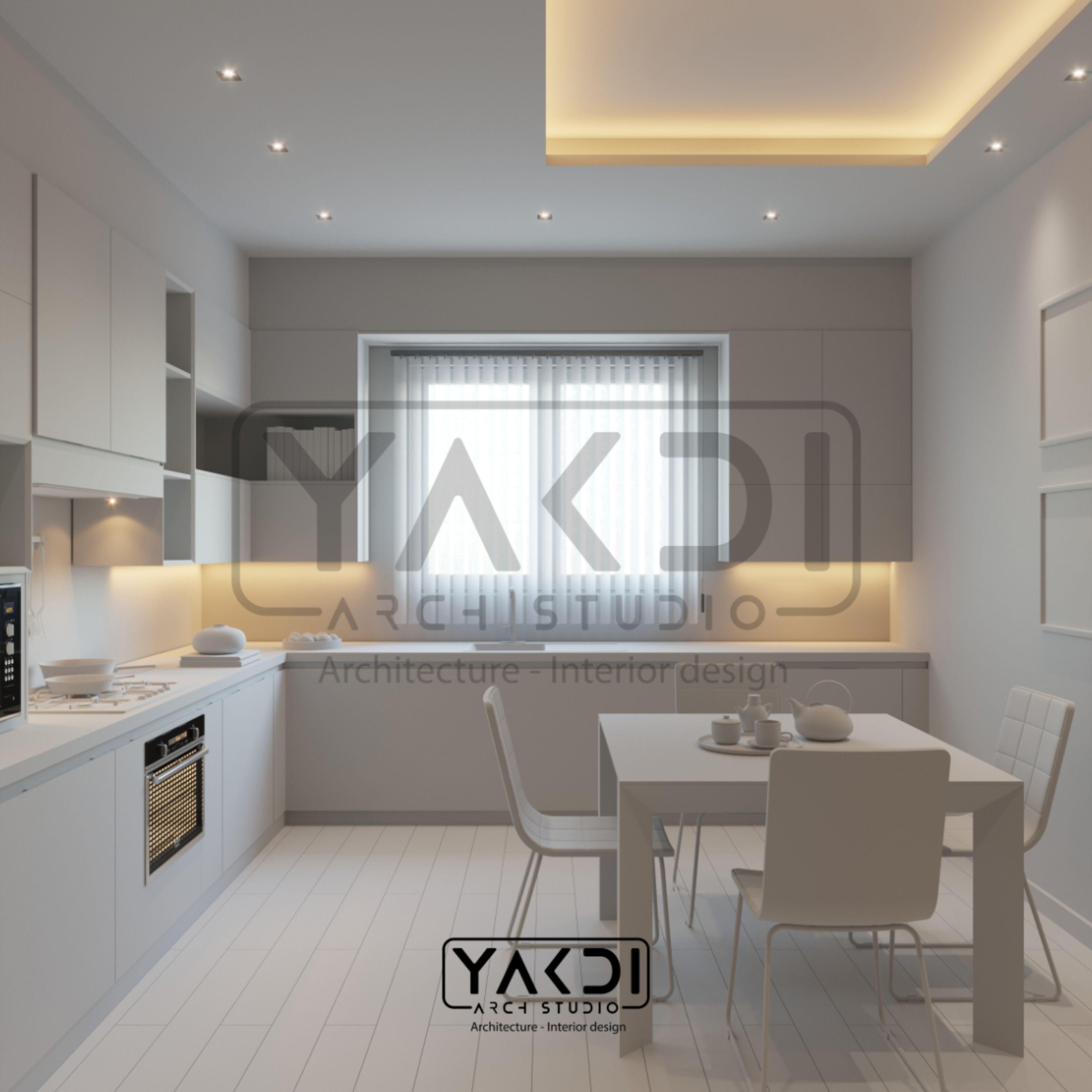Minimalist Kitchen In 2020 Study Room Decor Interior Architecture Design Minimalist Kitchen