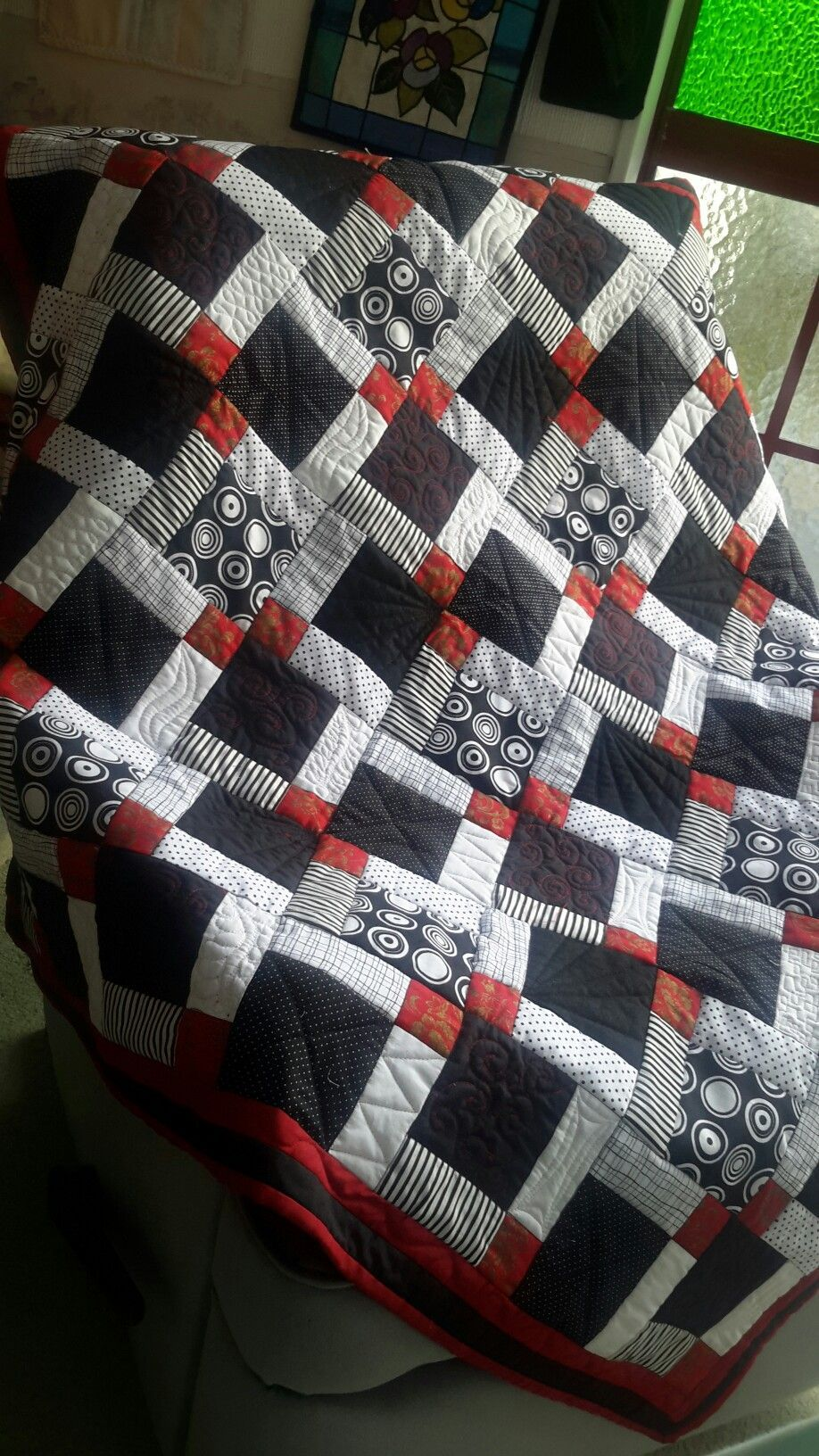 Red And Black Quilt Patterns : black, quilt, patterns, Image, Result, Black, White, Quilt, Patterns, Patchwork, Patterns,, Quilts,, Quilts