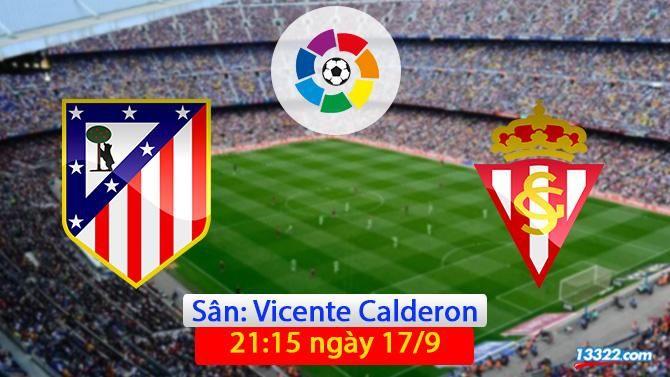 Nhận định Atletico vs Gijon | Granada, Madrid, Bóng đá