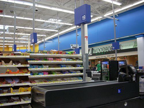 Walmart Interior Retail Design Walmart Interior