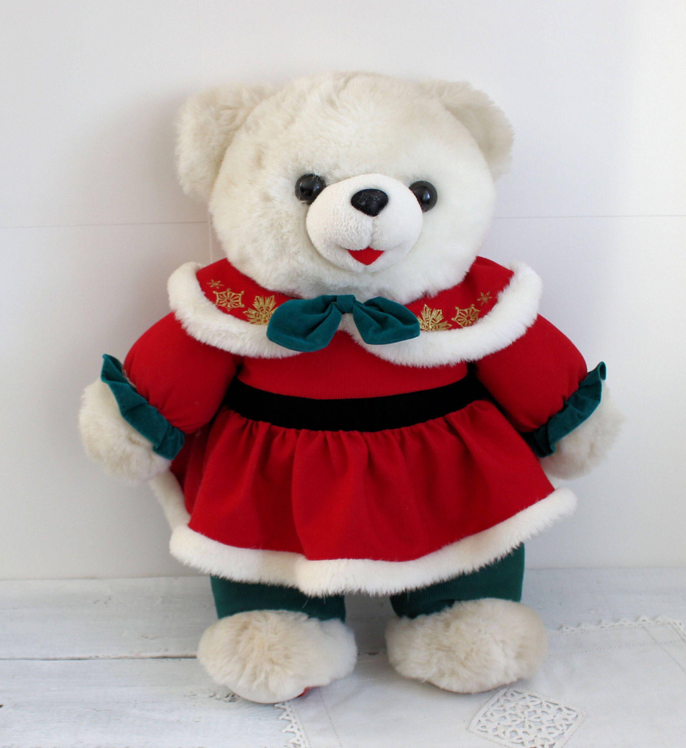19+ Christmas Stuffed Animals Canada