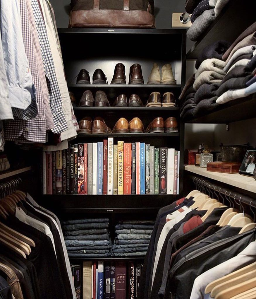 A perfect wardrobe. by gentlemanual