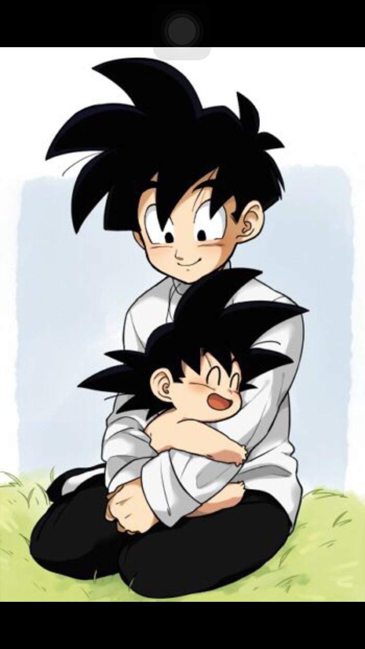 Gohan Goten Anime Dragon Ball Super Dragon Ball Goku Anime Dragon Ball