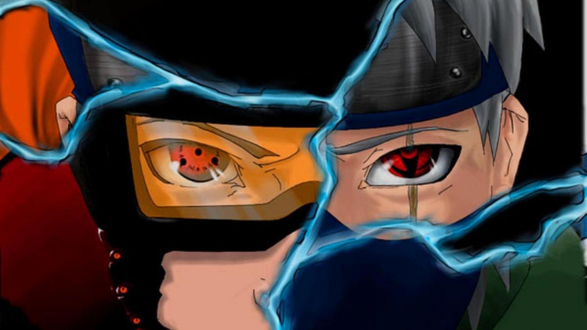 Kakashi Photo Free Download Vintage Retro Naruto Fond Ecran Naruto