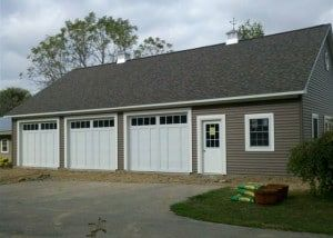 Projects Archive - Coach House Garages | Garage loft ...