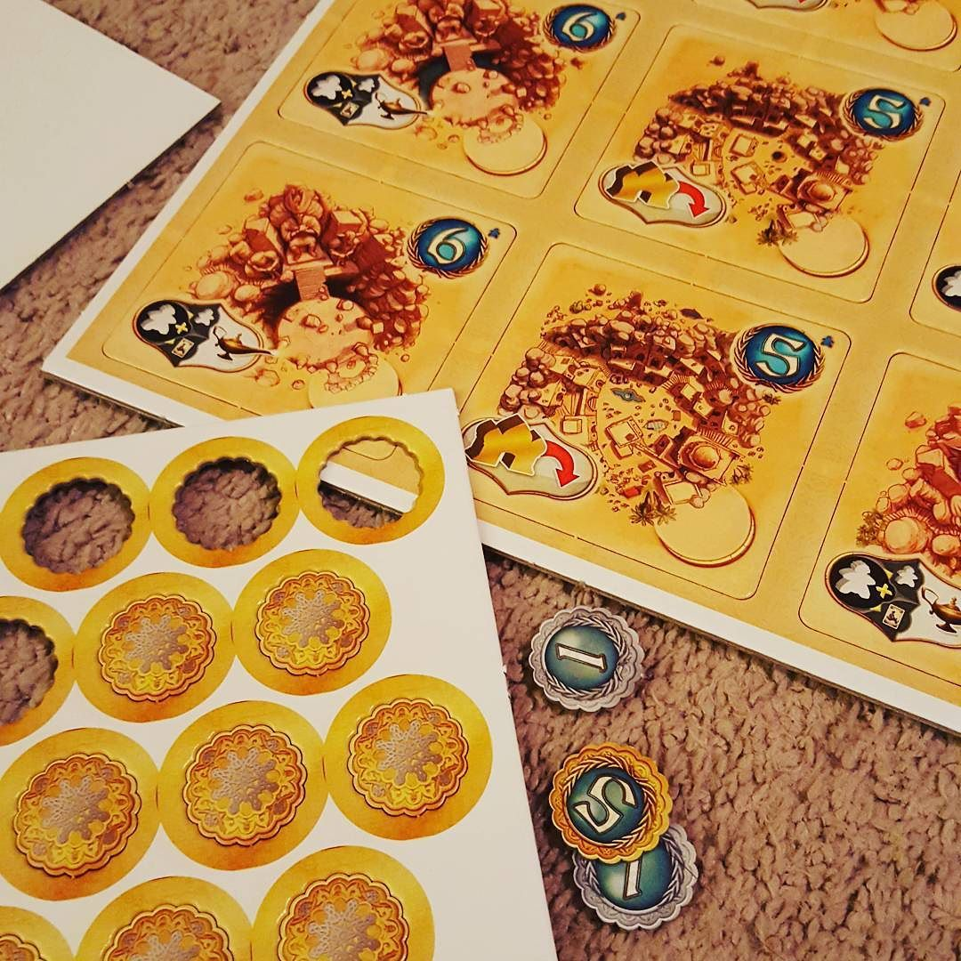 I know this should've been a must have when I started gaming but I now own #5tribes and I am loving this punchout business. #boardgames #boardgaming #tabletopgaming #tabletopgames Follow us at http://ift.tt/1DW0xF2 #indietabletop #boardgames #tabletop #games
