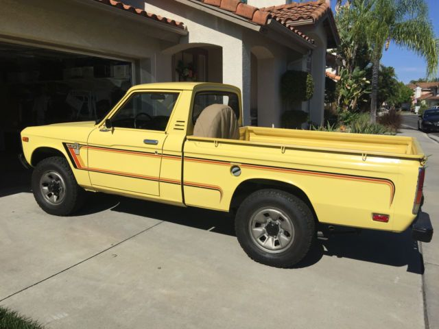 Rare 1980 Chevy Luv 4x4 For Sale Photos Technical Specifications Description Chevy Luv Chevy Chevy Trucks
