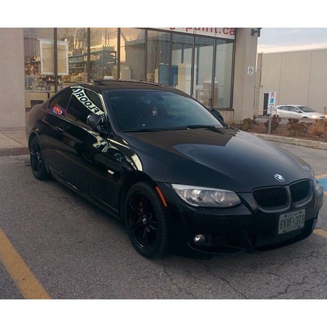 blacked out beamer Bmw, Cars, Ways to travel