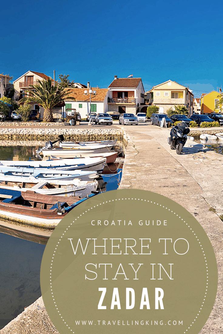 Where To Stay In Zadar Travel Around The World Croatia