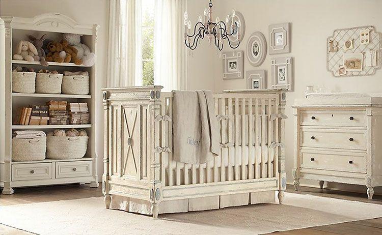 Camerette Neonati Shabby Chic : Camerette per neonati in stile shabby chic maternity