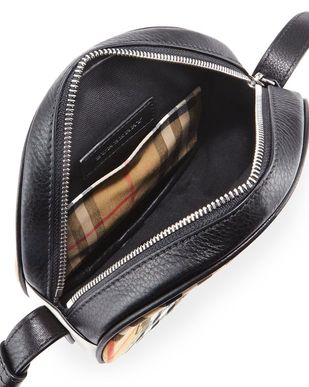 f02e6c6da3 Girls' Round Vintage Check & Cartoon-Print Crossbody Bag | Products ...