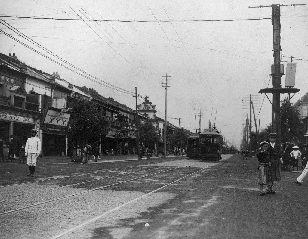 This Is Tokyo In The Early 1900s Tokyo Street Scenes Tokyo Old Pictures