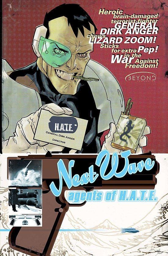 Nextwave: Agents of H.A.T.E. no.6