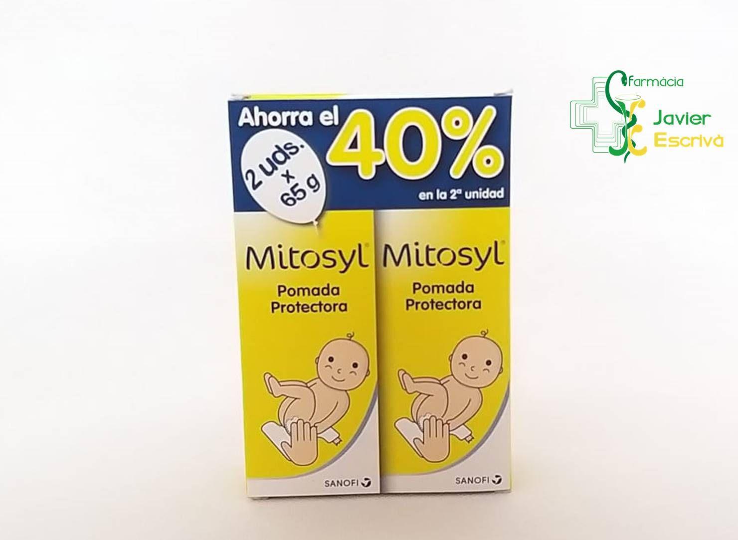 Pack Ahorro Mitosyl 2x65g Sanofi Ahorro Cambio De Panal Compras
