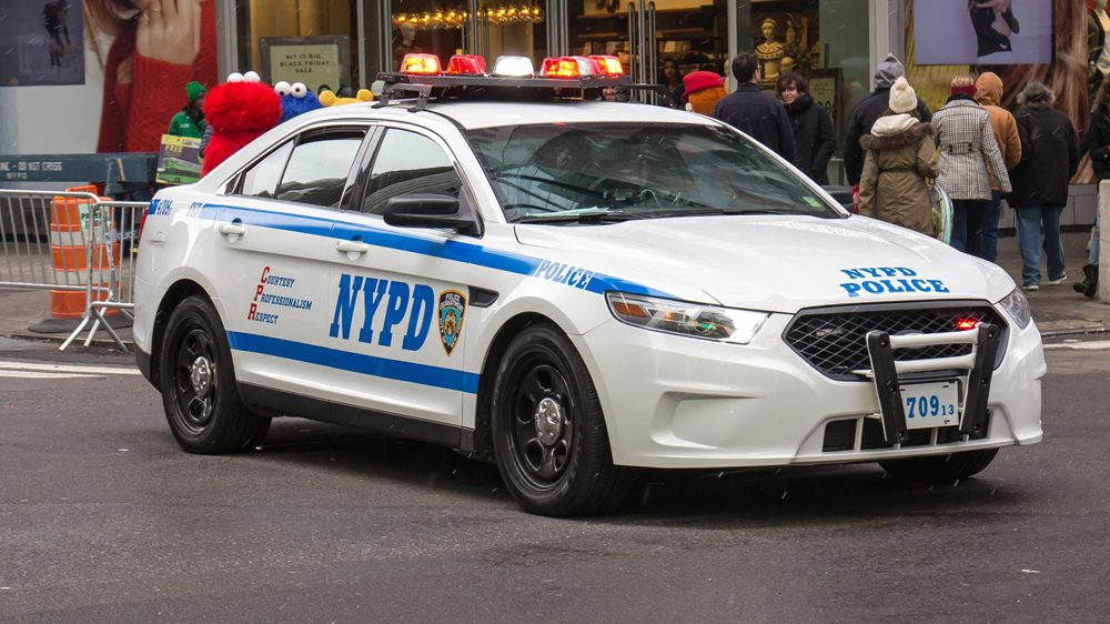 New York City Police Department Flickr Photo Sharing