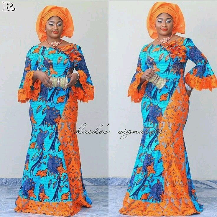 Best Long Kaftan & Shift African dresses
