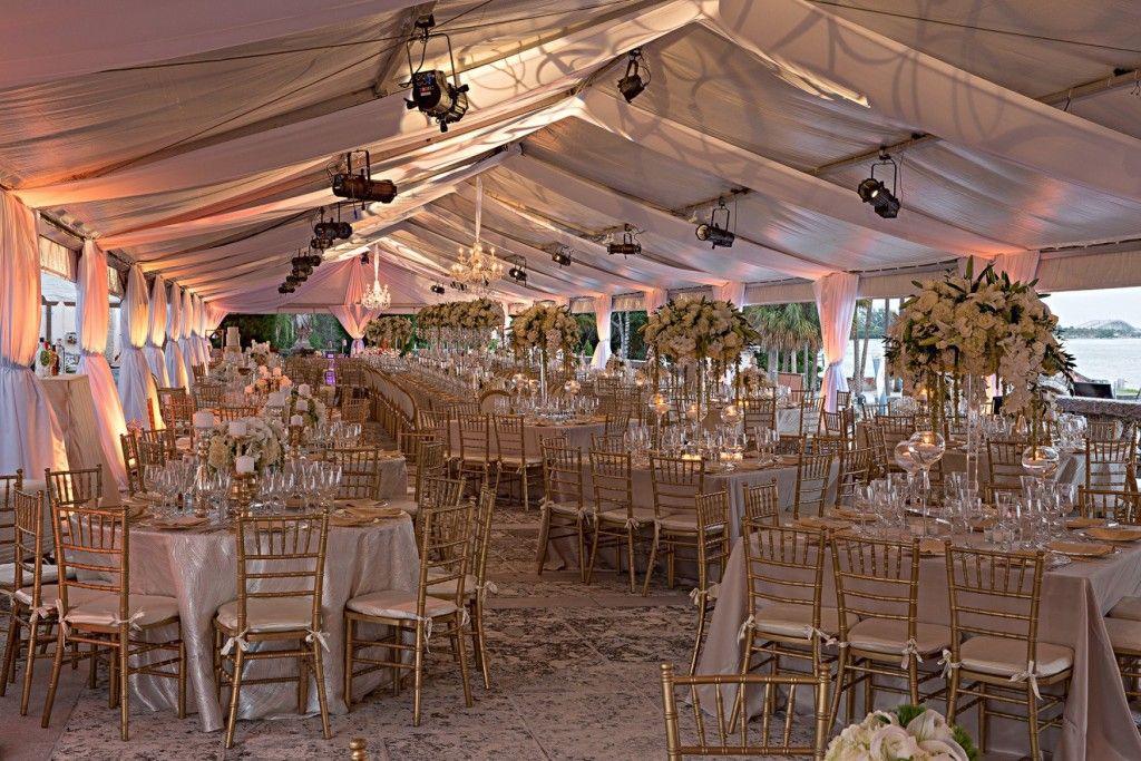 Brigitte Rodriguez Khalid Badeeb S Wedding At Vizcaya
