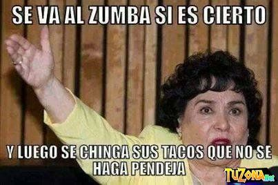 Memes De Zumba Funny Inspirational Quotes With Images Funny Y Zumba