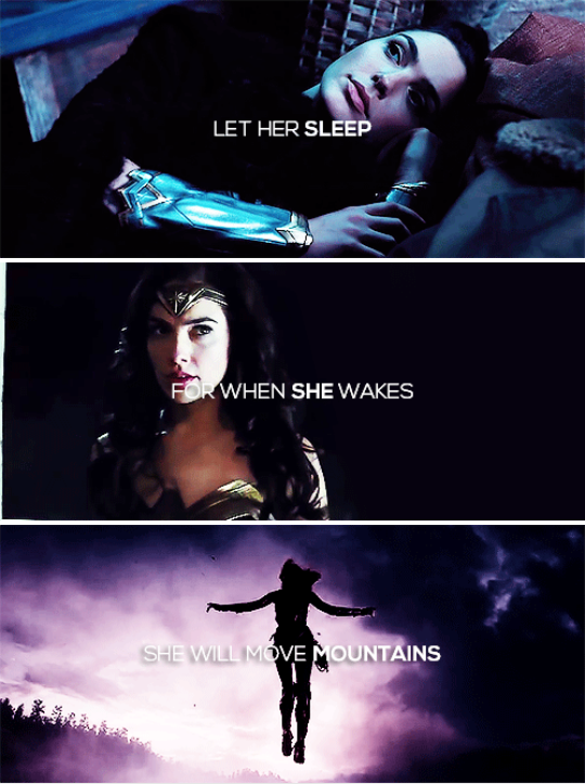 Quotes From Wonder Woman Movie: I Will Fight For Those Who Cannot Fight For Themselves