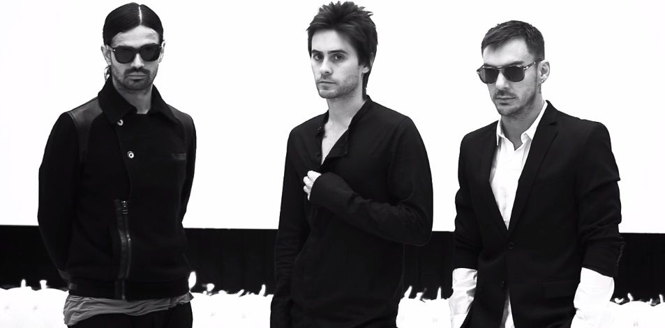 30 Seconds to Mars by Florian Fromentin - Flexgraph x