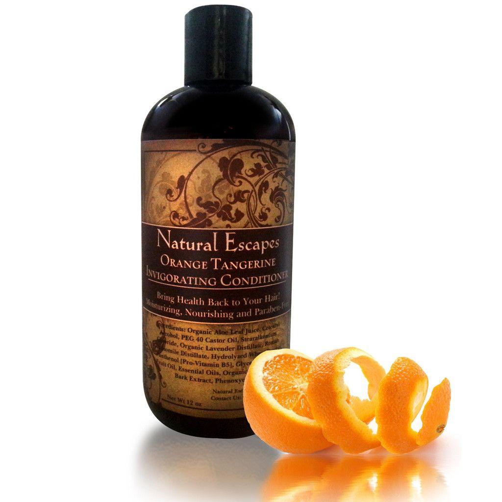 Orange Tangerine Invigorating Conditioner LARGER 16OZ SIZE!