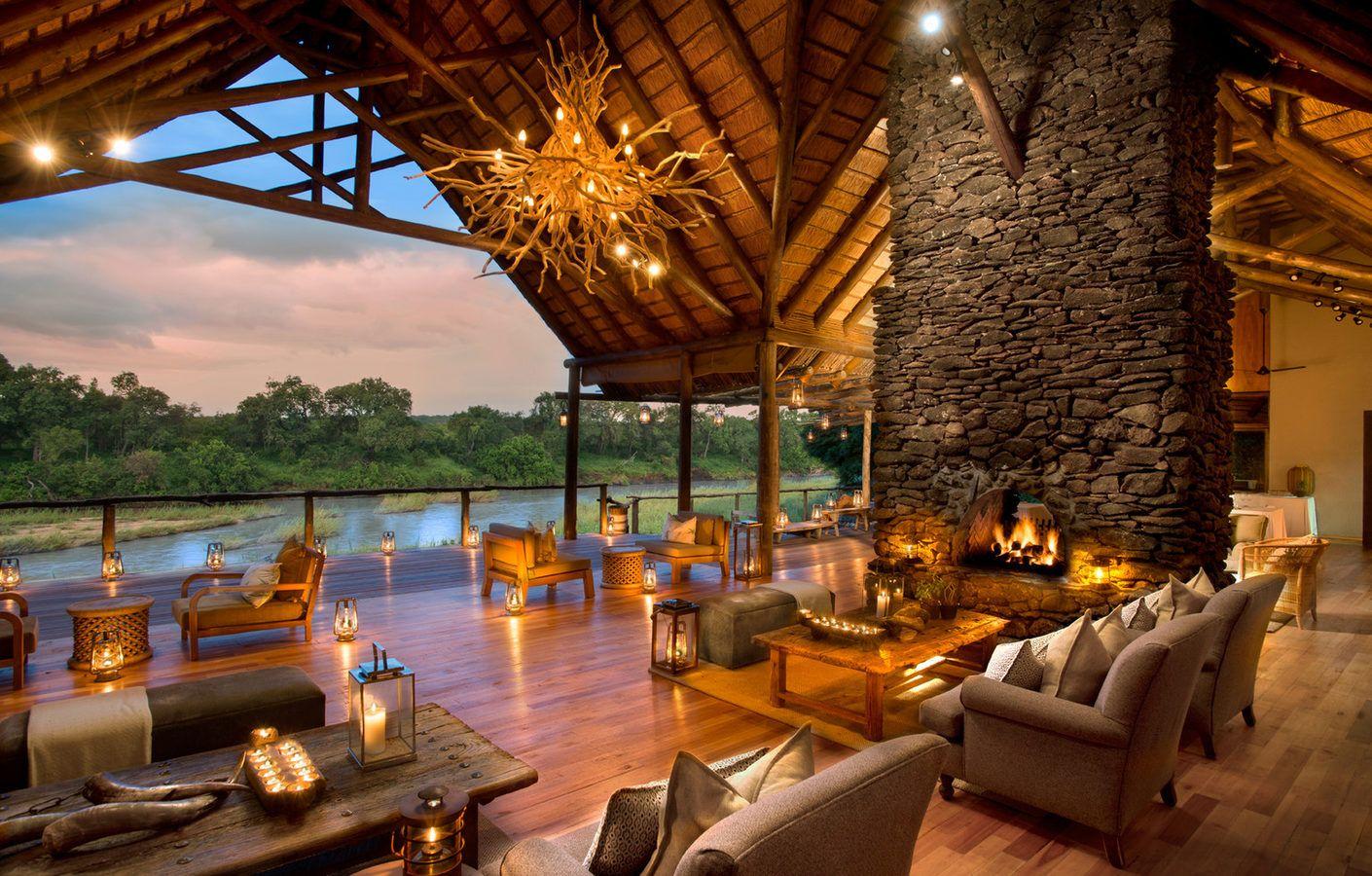 Lion Sands Sabi Sand (South Africa Treehouse hotel