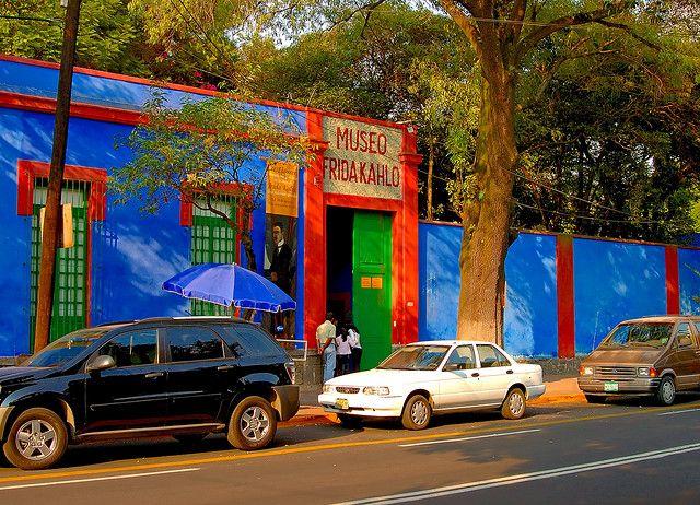 Frida Kahlo's La Casa Azul - someday...