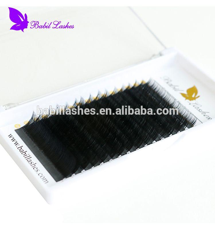 New Arrival Korean Best Quality Individual False Eyelash Extension