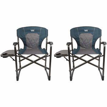 Timber Ridge Ergo Frame Director S Chair 2 Pack
