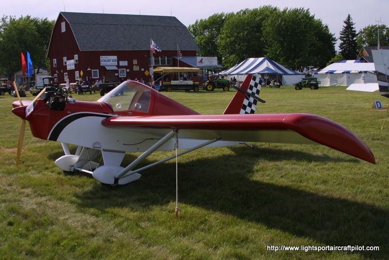 mini+max+aircraft | ... aircraft photographs, Lightsport Aircraft Pilot newsmagazine aircraft
