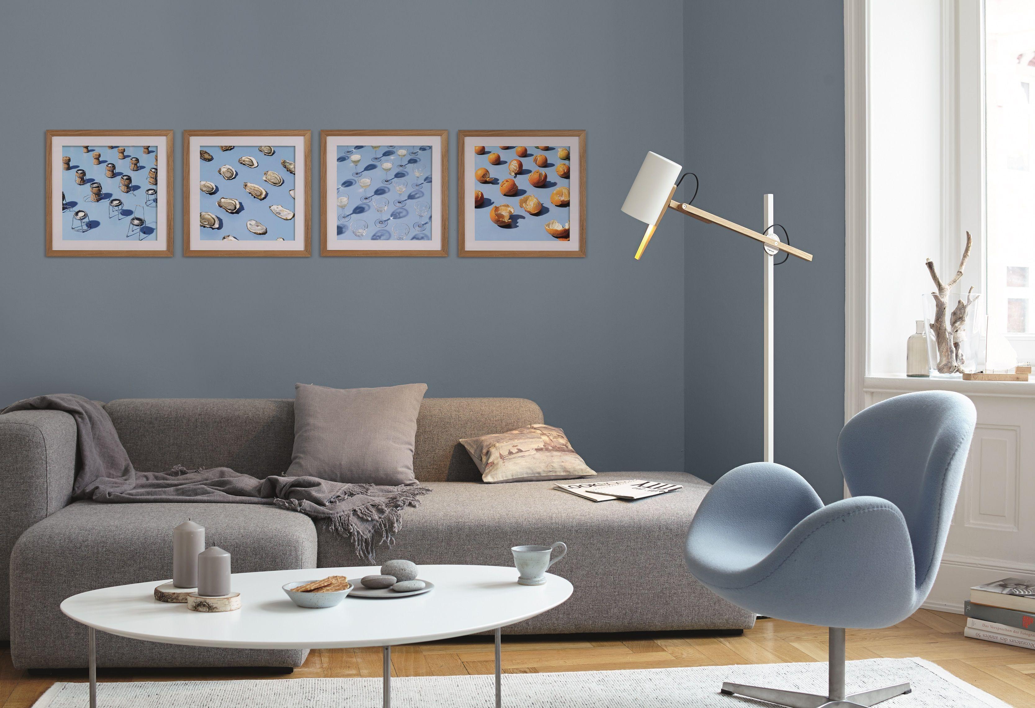 Kunst und Farbe individuell kombinieren: Alpina Farbe ...