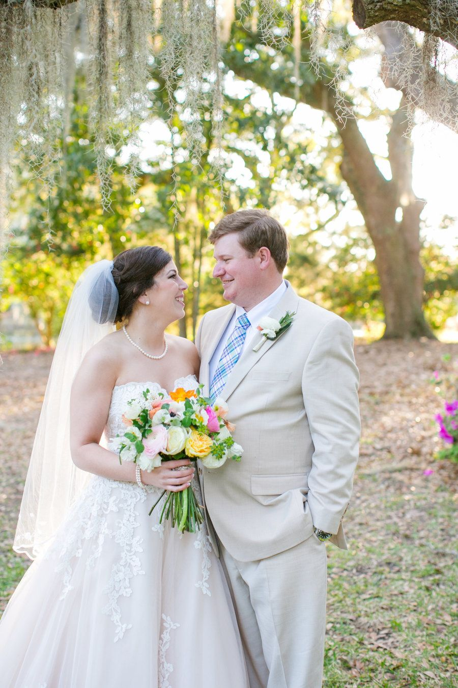 Reed & Katie Wedding // Dana Cubbage Photography // Portraits