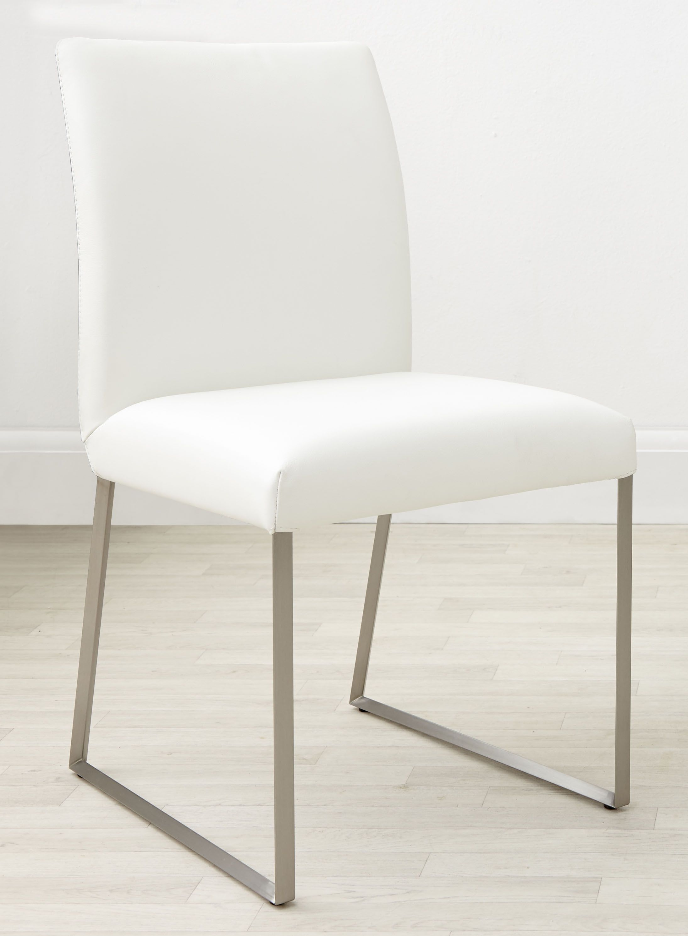 Monti Real Leather Dining Chair Modern Dining Chairs Luxury