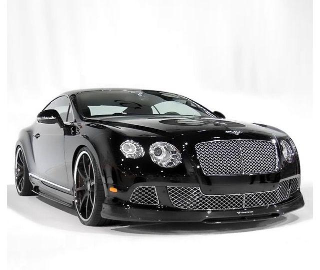 Bentley black on black! _0_ dreamcar