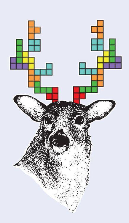 #deer #geek