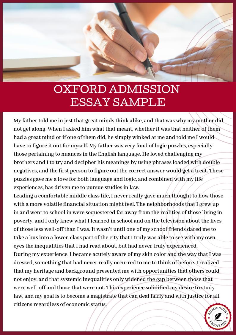 Custom university admission essay oxford