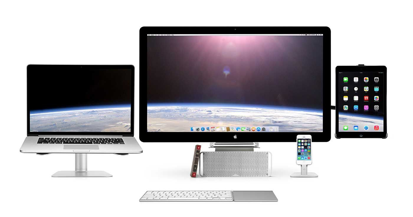 About Twelve South Imac Adjustable Desktop Adjustable Height Stand