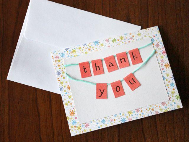 Thank you cards to make gidiyedformapolitica thank you cards to make solutioingenieria Images