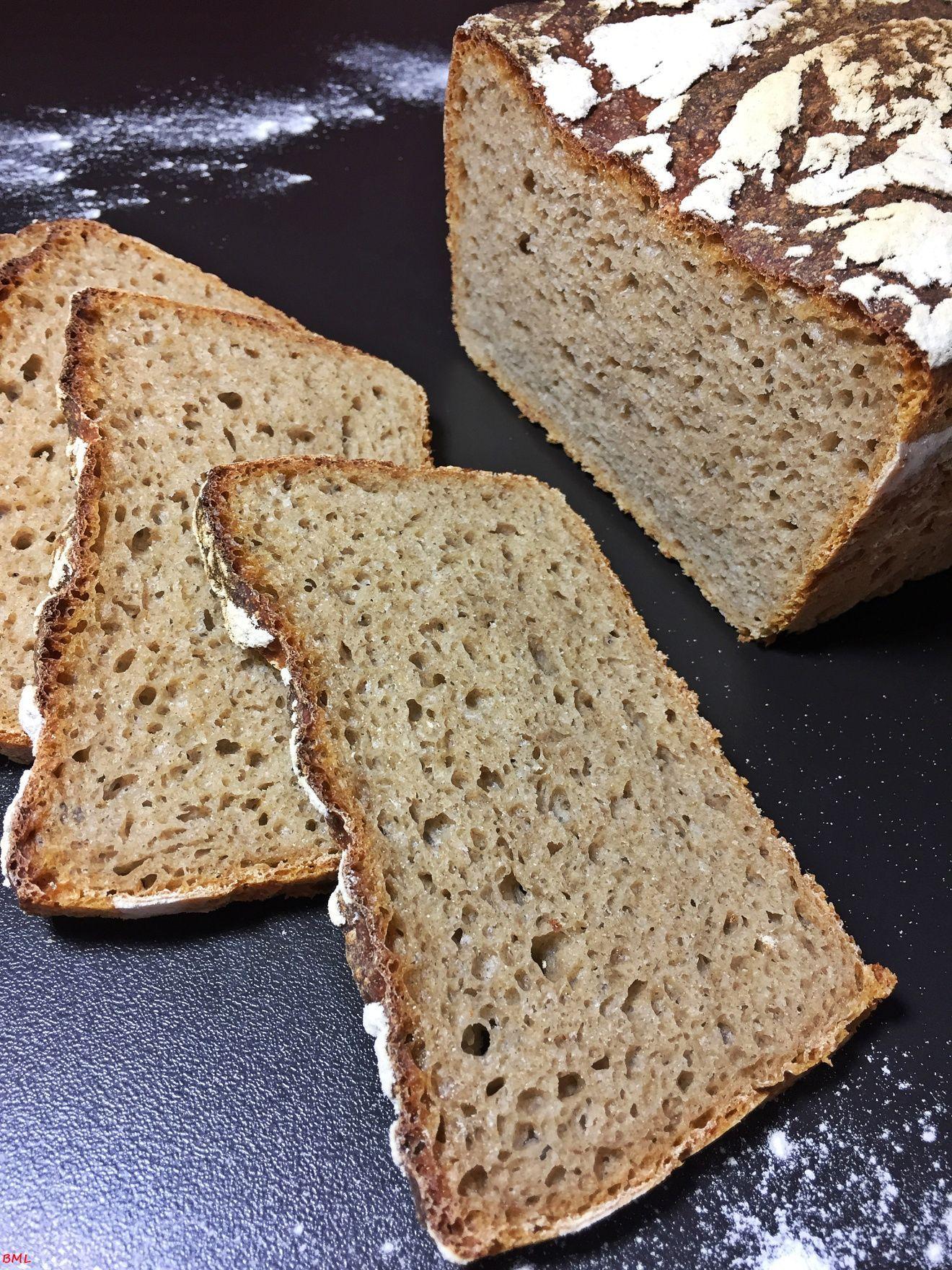 Gesäuertes Brot