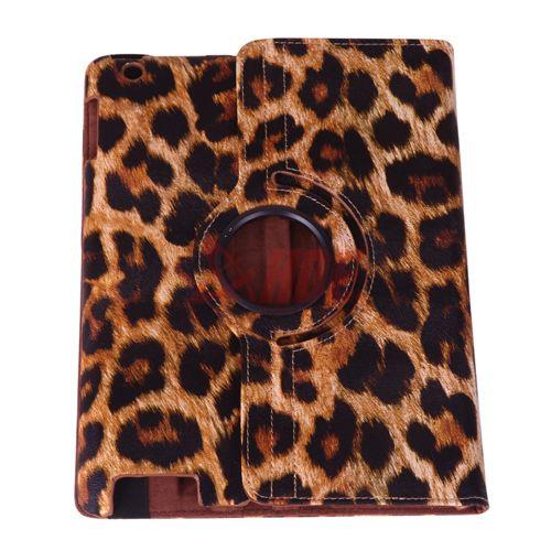NEW Rotating Safari Case fit iPad 2 3 Leopard Print Smart Swivel Cover 4 Colors | eBay