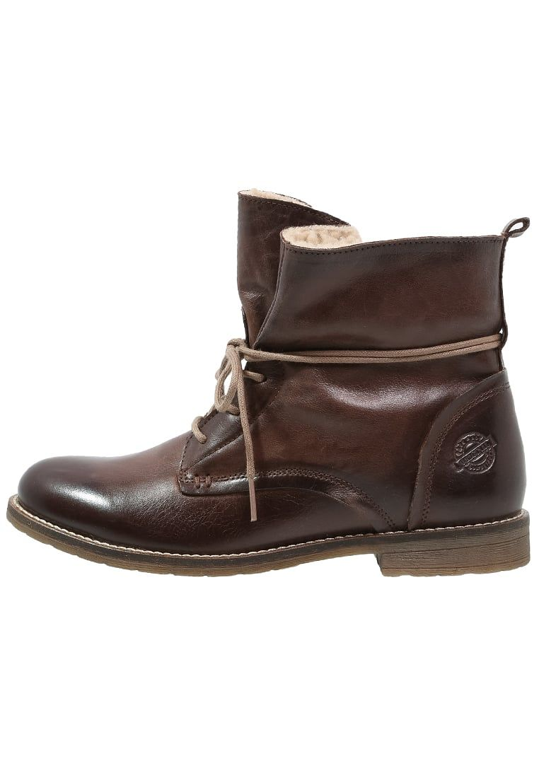 4f777fe9d53dba Pier One Lace-up boots - dark brown for £64.99 (22 05 17) with free  delivery at Zalando