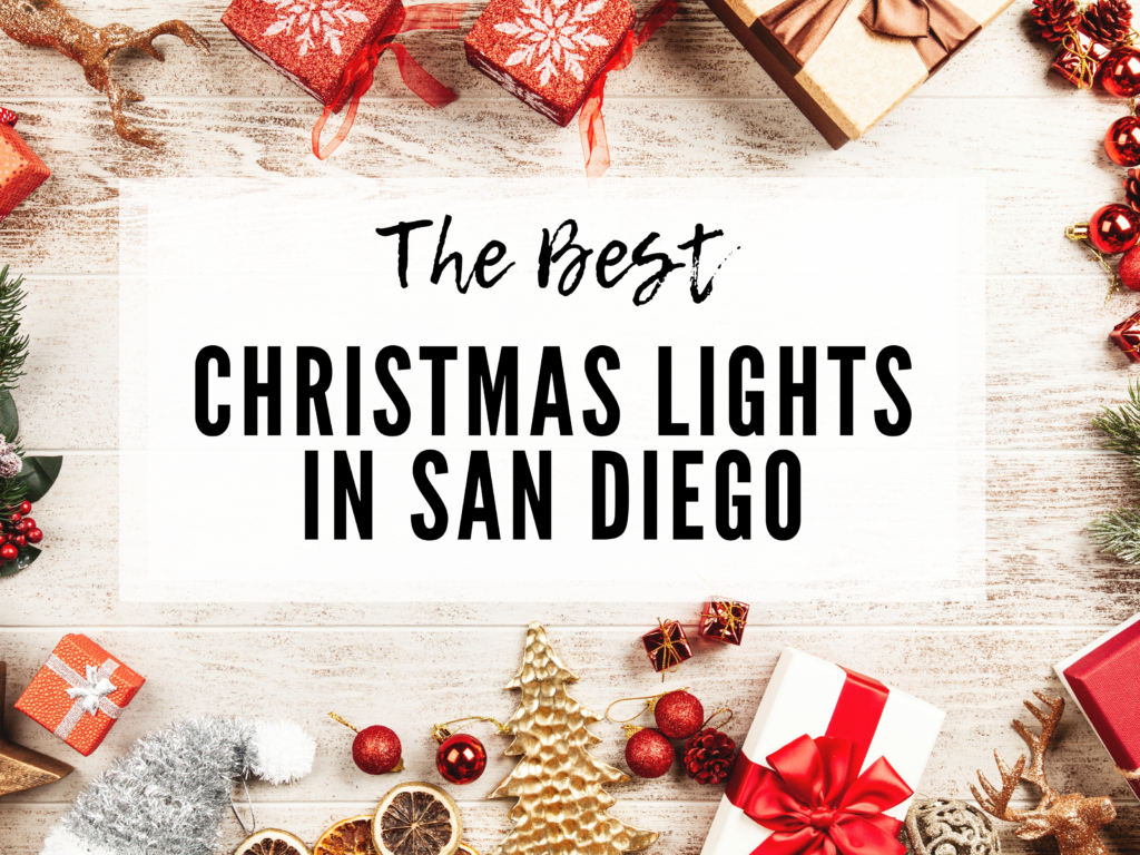 Christmas Lights 2020 San Diego BEST CHRISTMAS LIGHTS IN SAN DIEGO   Explore With Me in 2020