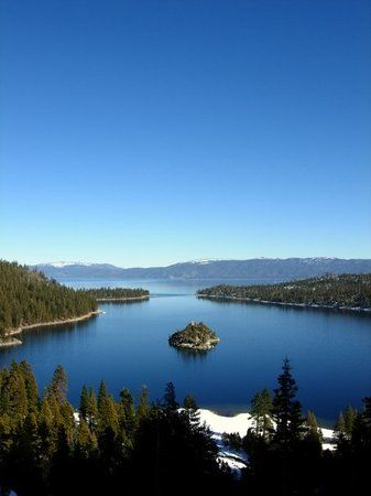 Emerald Bay State Park, Lake Tahoe. Ranked No.1 on ...