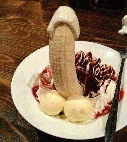 Erotic Dessert Hahahahha