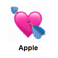 Meaning Of Heart With Arrow Emoji With Images In 2021 Heart With Arrow Arrow Heart Emoji