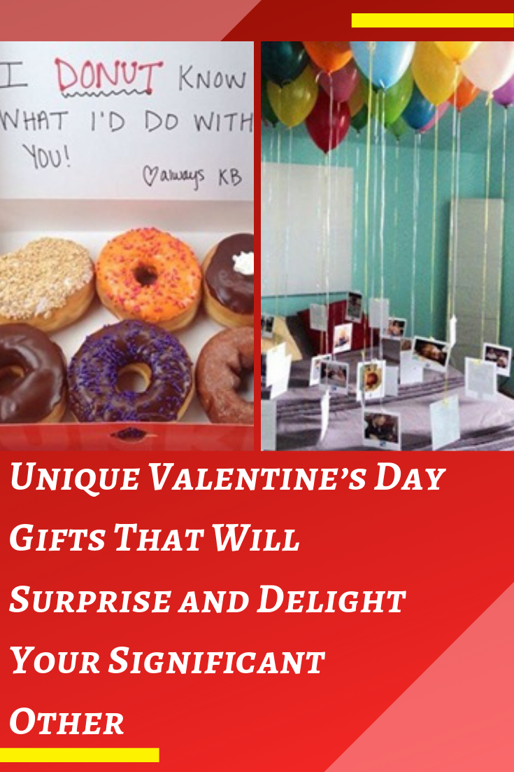 Unique Valentine S Day Gifts That Will Surprise And Delight Your Significant Other Valentinesday Gift Unique Valentines Unique Valentines Day Gifts Fun Facts