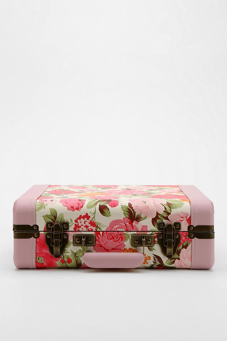 Amazing Crosley Floral Executive Record Player
