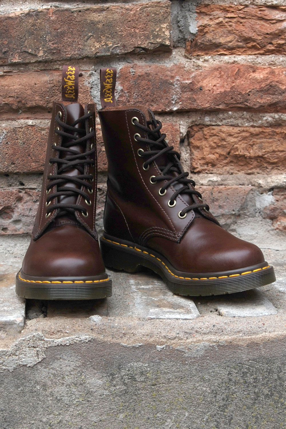 DR MARTENS 1460 PASCAL BOANIL BRUSH